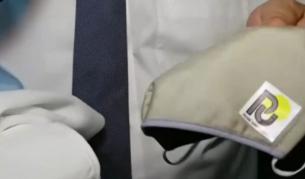 Български учени направиха маска, убиваща коронавируса