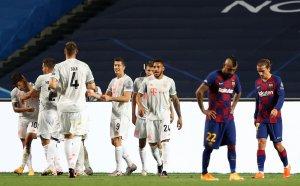 Байерн се подигра с Барселона - невиждан резил за испанците