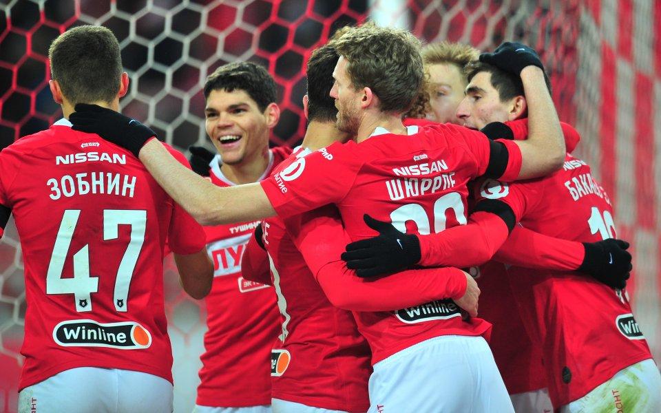 Спартак Москва предложи 9 милиона евро за халф на Гент