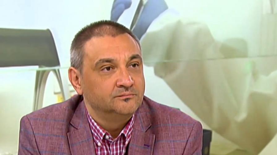 <p>Доц. Чорбанов: В България над 50% са минали през ковид -19</p>
