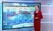 Прогноза за времето (19.08.2020 - централна емисия)