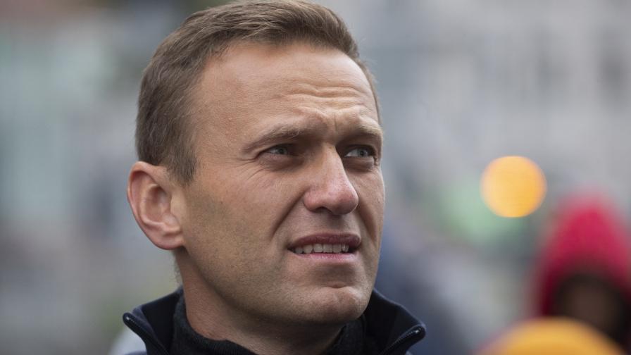 Какво се е случило с Навални според германските власти