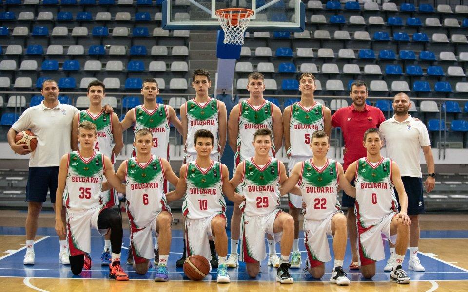 Националният отбор за юноши до 17 години се класира за полуфинал