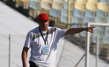 Любо Пенев възхвали играта на отбора си в защита
