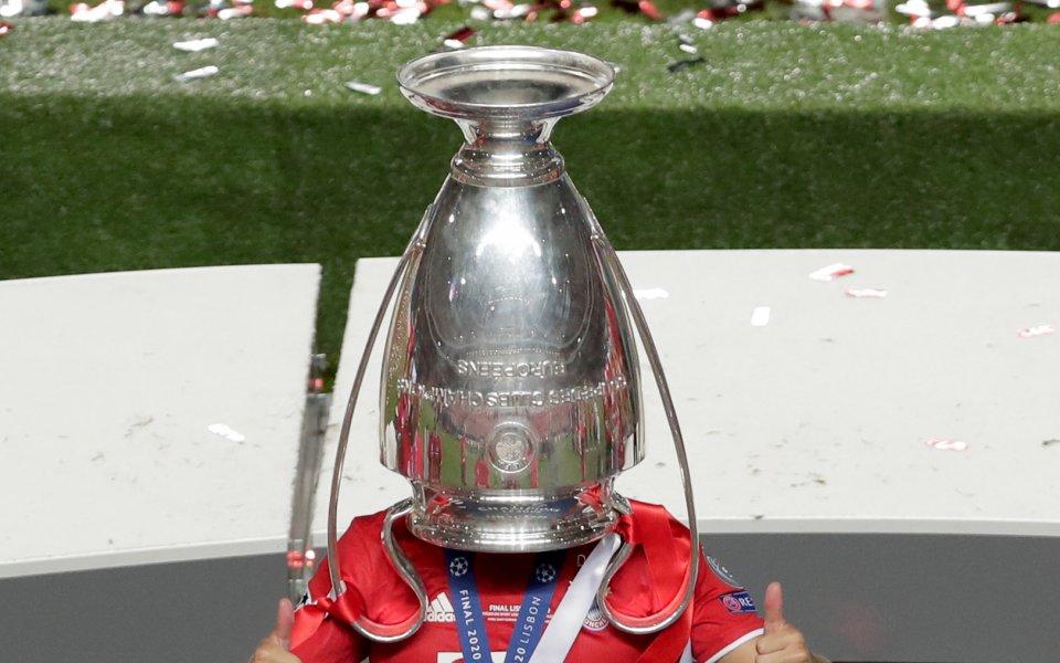 Снощният финал на Шампионската лига за сезон 2019/2020 между Байерн