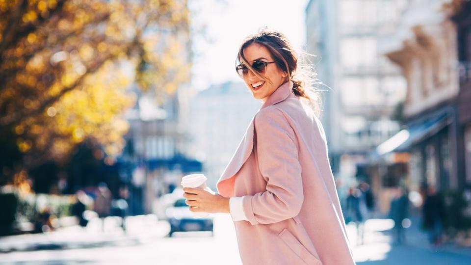 жена мода есен