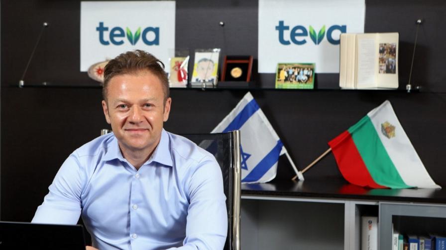 Гади Мукомолов, изпълнителен директор на Балканфарма Дупница