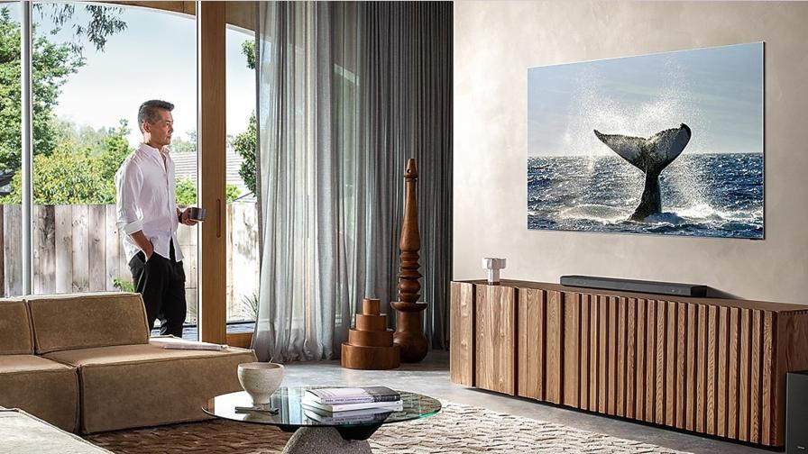 5 причини защо всички говорят за QLED 8K телевизорите