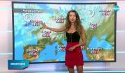 Прогноза за времето (26.08.2020 - централна емисия)