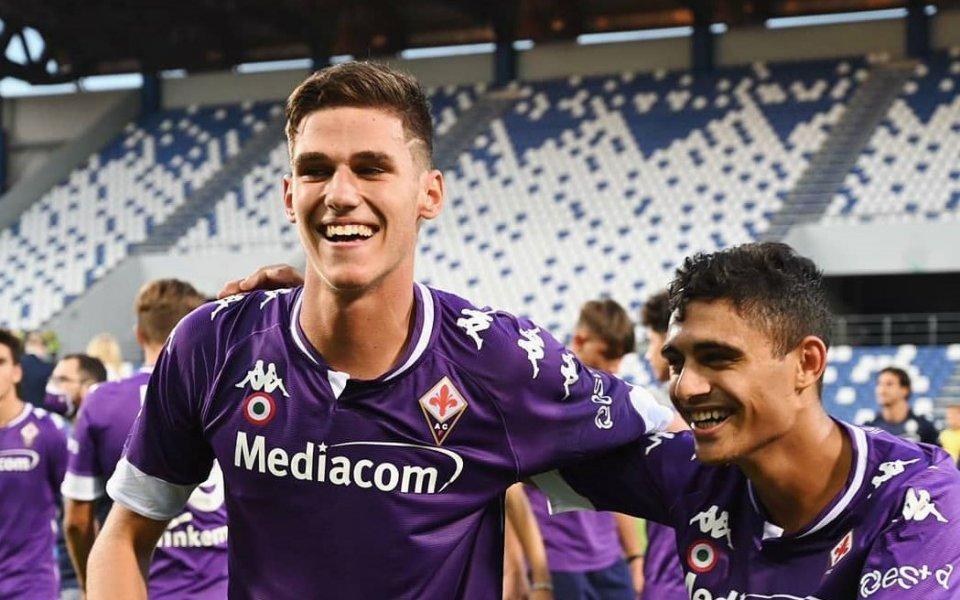 Млад българин се прицели в трофей в Италия