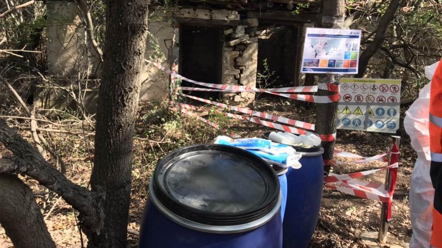 <p>Откриха тонове опасни пестициди в Старозагорско</p>