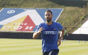 Славчев: Голът срещу ЦСКА е единственият ми хубав момент с Левски