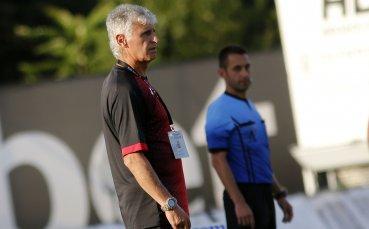 Колев: Отнасяме се към всеки съперник във Втора Лига отговорно