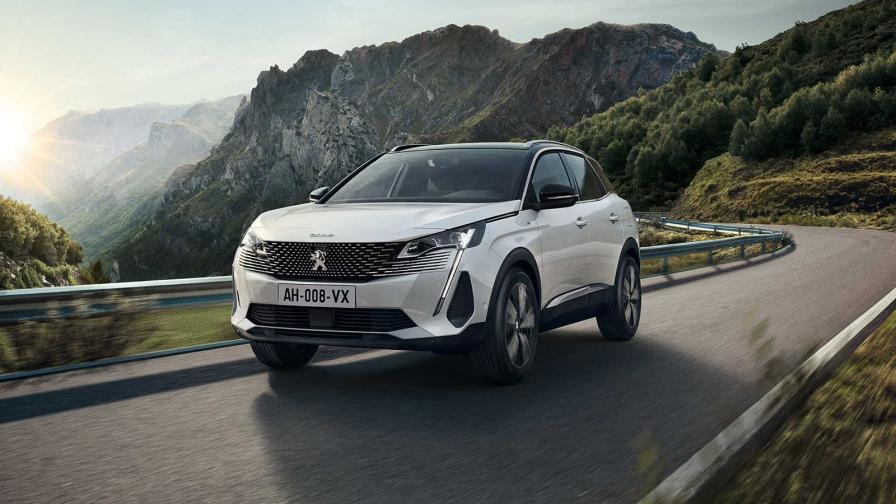 <p>Peugeot сложи дръзкото &bdquo;лице&rdquo; и на 3008</p>