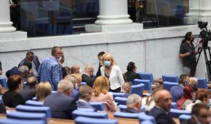 """Отхвърлиха ветото на Радев за """"кариерните бонуси"""" във ВСС"""