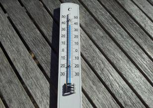 Температурен рекорд е отчетен в Севлиево
