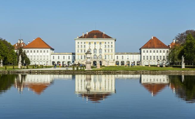 Дворецът Нимфенбург