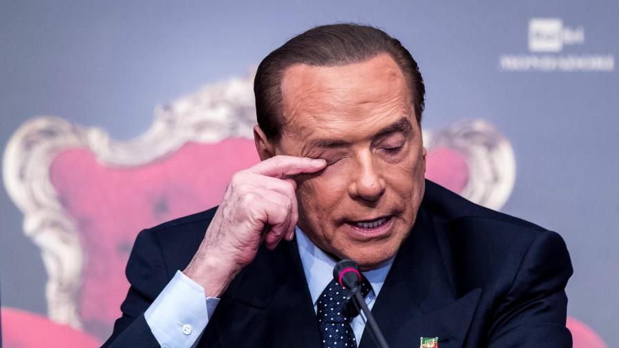 Силвио Берлускони е с коронавирус
