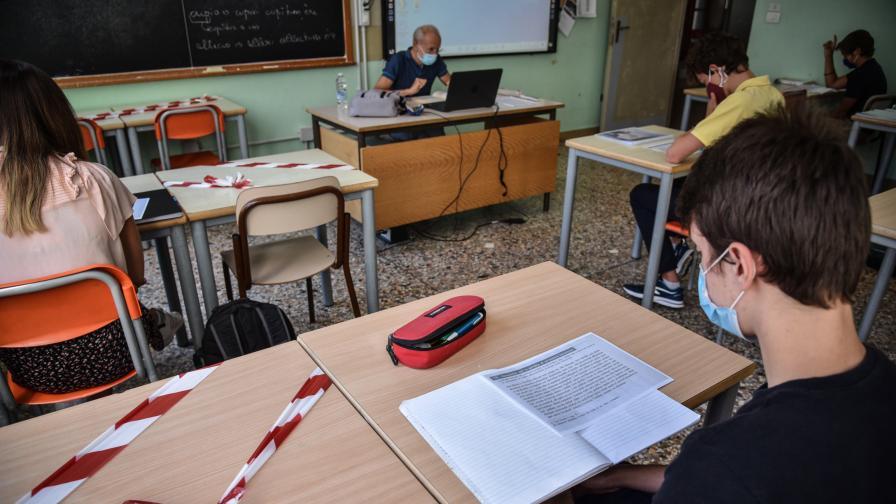 Как училищата в Европа се борят с...