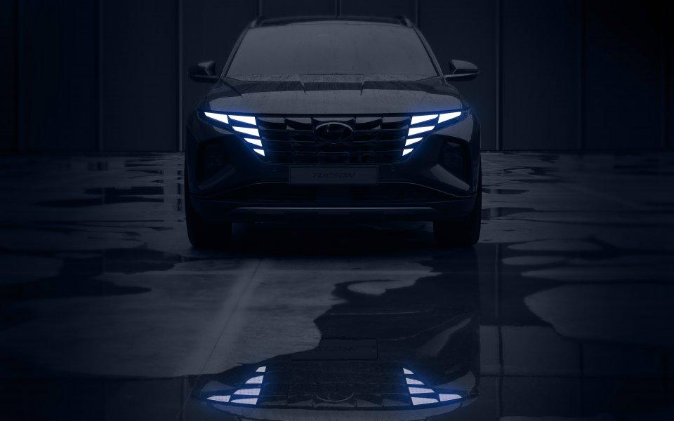 Hyundai Tucson 2021 идва с нов революционен дизайн