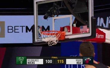 Най-важните моменти в НБА от изминалата нощ