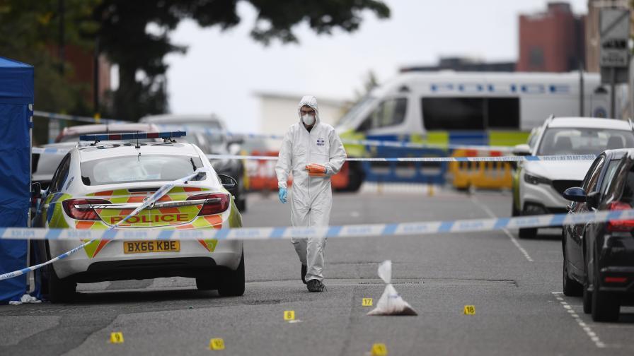 Задържаха 27-годишен мъж за нападенията в Бирмингам
