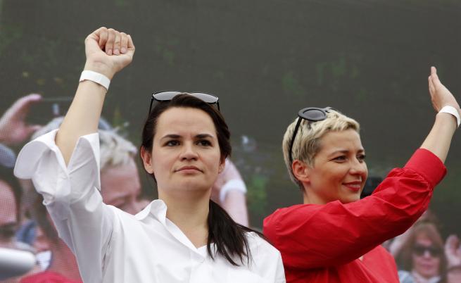 Членове на опозицията в Беларус са в неизвестност