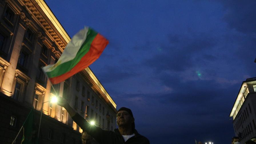 Ден 62, протестите срещу правителството не стихват