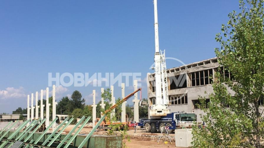 Работници загинаха след падане от строителен обект