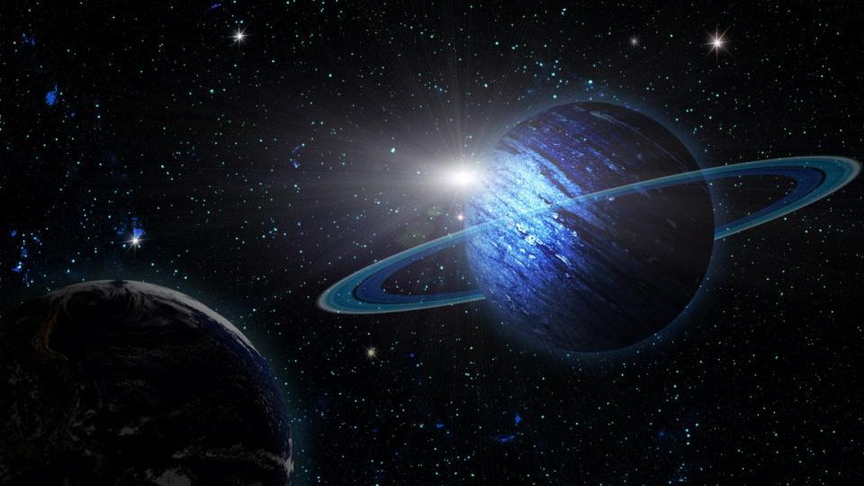 Уран планети планета астрология зодии