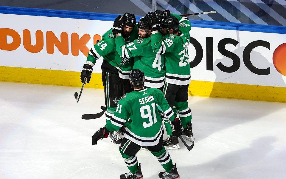 Далас поведе с 3-1 победи на Лас Вегас във финалната серия на Запад в НХЛ