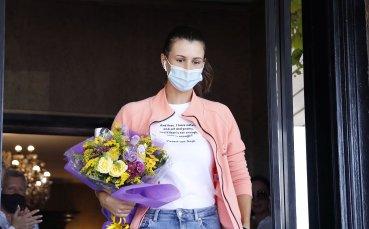Изненада за Пиронкова на летище София