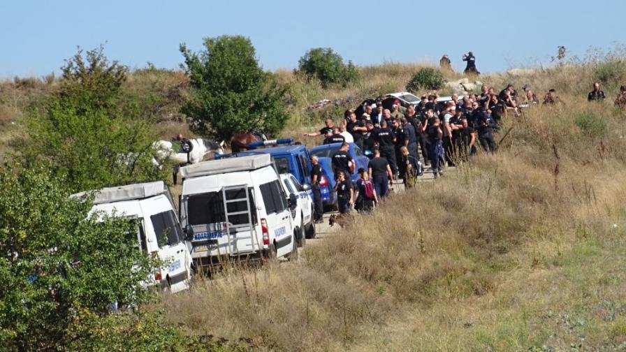 Протест в Дупница: Искат оставката на шефа на полицията