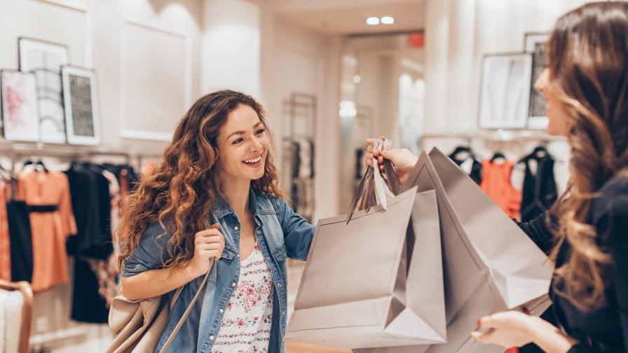 Пет знака, които те описват като абсолютен шопинг маниак