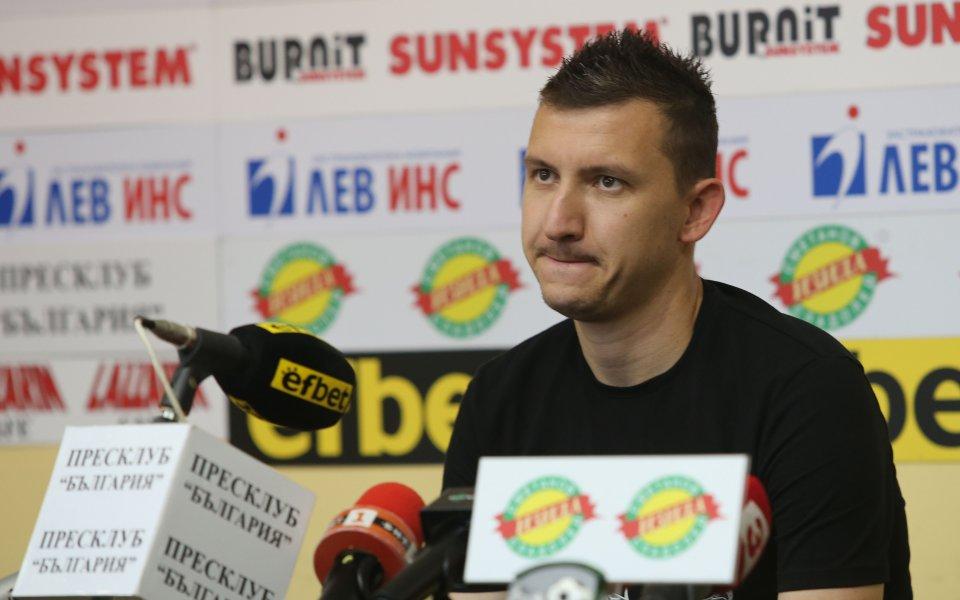 Звездата на Ботев (Пловдив) Тодор Неделев бе избран за футболист