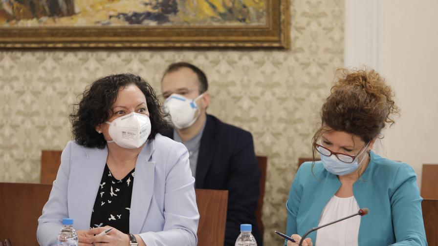 Правната комисия отхвърли предложението на ГЕРБ за вота за ВНС