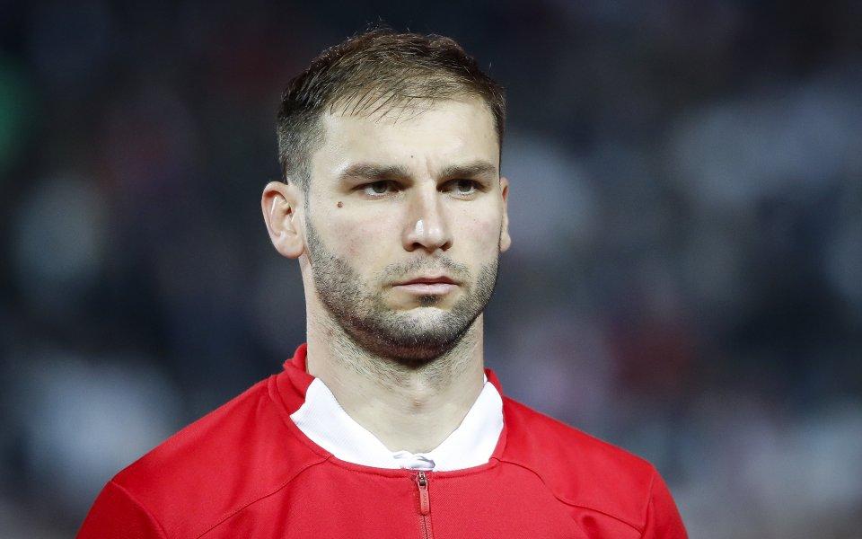 Бранислав Иванович официално се завърна във Висшата лига, след като