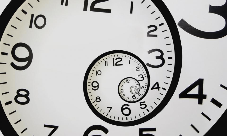 време часовник час