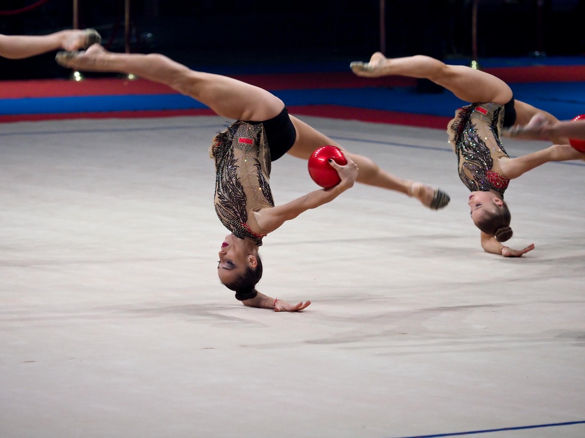 <p>Симона и момичетата от националния отбор по художествена гимнастика са посланици на Европейската седмица на спорта #BeActive, която се организира за шеста поредна година в цяла България и ще включва много интересни спортни събития.</p>