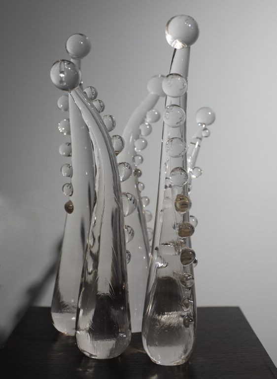 <p>Габриела Тончева Universe&#39;s reflections издухано стъкло, blown glass</p>