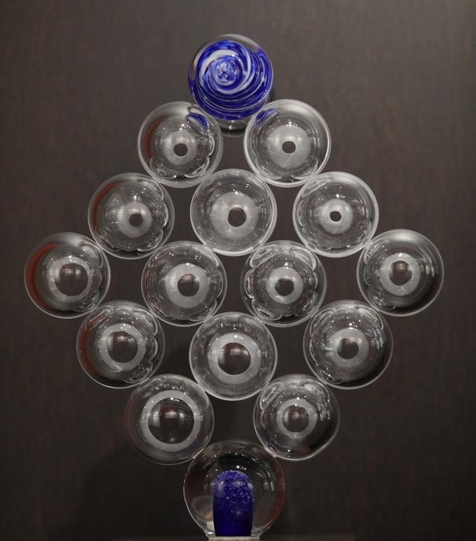 <p>Габриела Тончева Monoceros - издухано стъкло, blown glass</p>