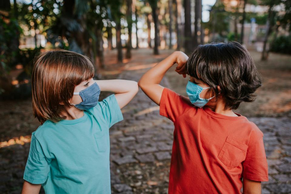 деца училище коронавирус