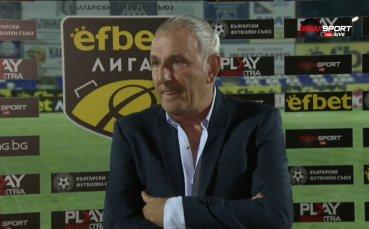 Никола Спасов: Изпитах удоволствие, че съм треньор по футбол
