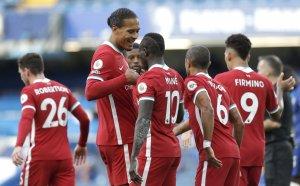 Садио Мане и Ливърпул сразиха десет от Челси насред Лондон