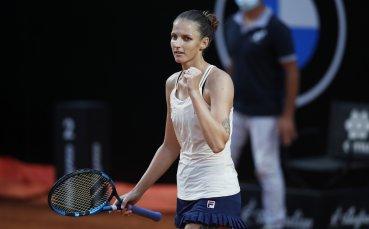 Каролина Плишкова ще защитава титлата си в Рим