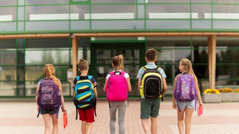 Коя е най-подходящата раница за училище?