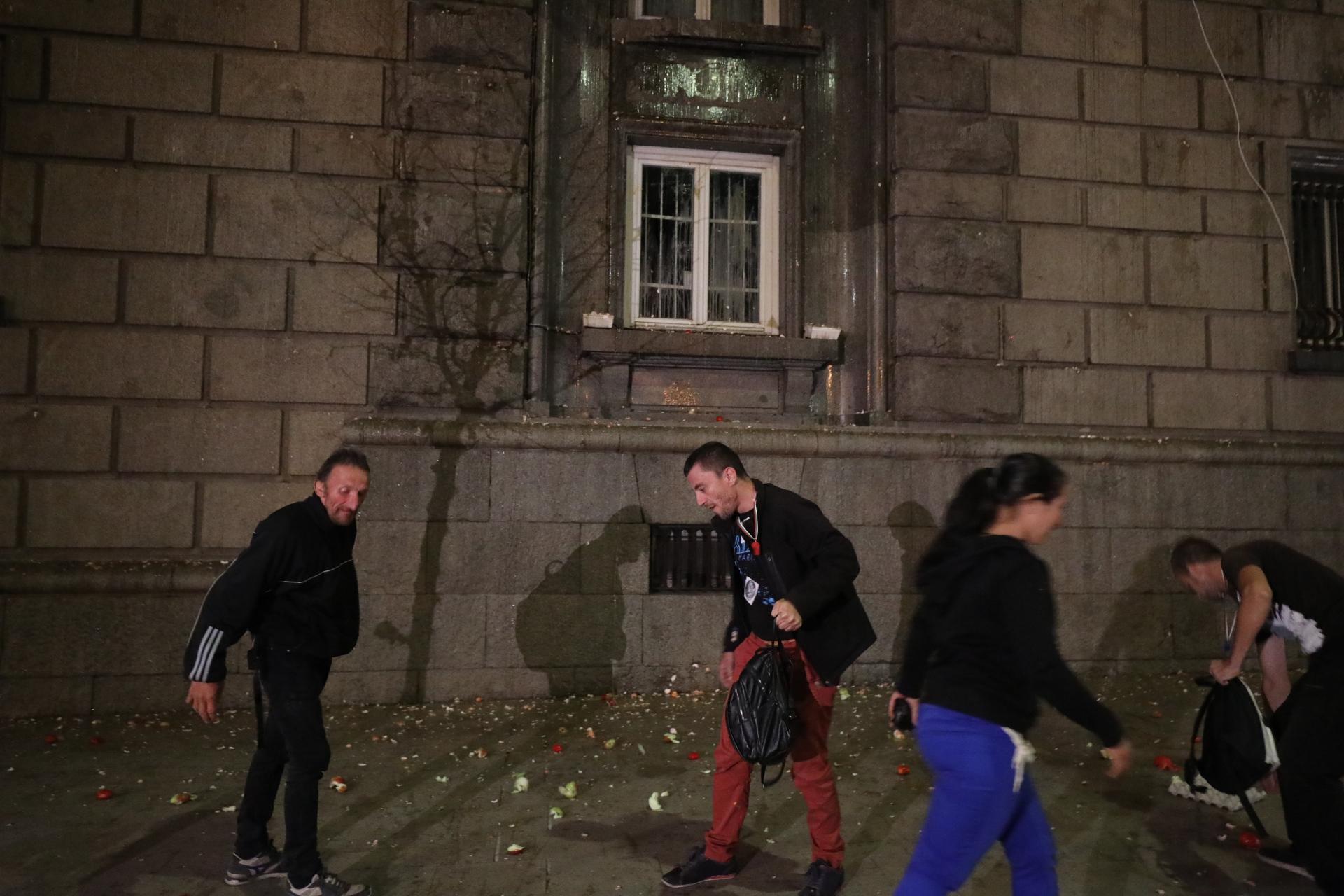 <p>75-ти пореден протест в София</p>