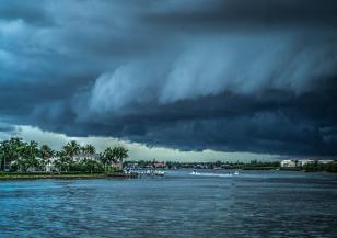 Ураганите в Атлантика забавят скоростта си
