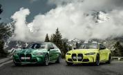 BMW M3 и BMW M4