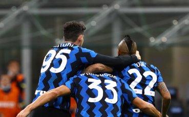 Интер надви Фиорентина в трилър със седем гола